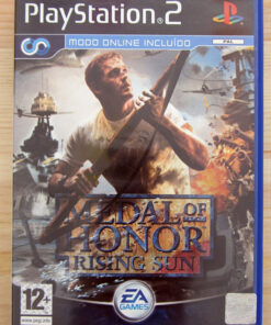 Videojogo Usado PS2 Medal of Honor: Rising Sun