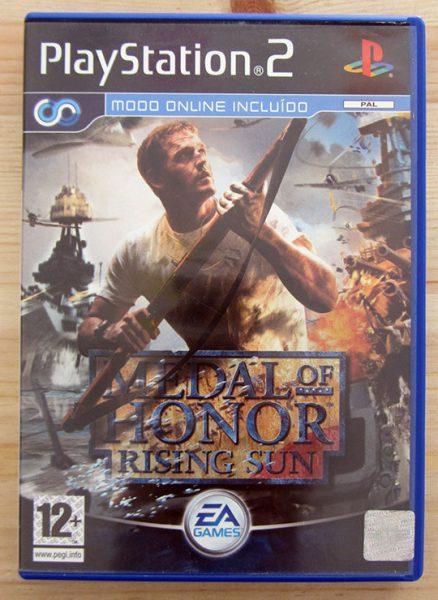 Videojogo Usado PS2 Medal of Honor: Rising Sun