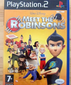Videojogo Usado PS2 Meet The Robbinsons
