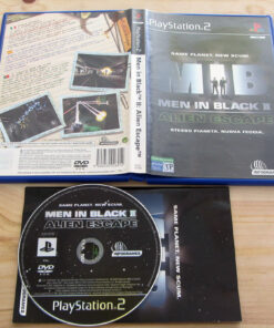 Men in Black II: Alien Escape PS2