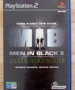 Videojogo Usado PS2 Men in Black II: Alien Escape