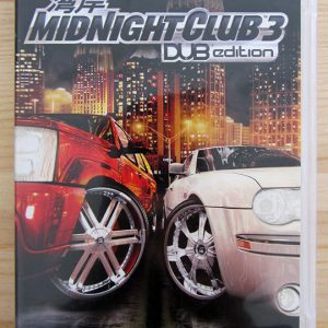 Videojogo Usado PSP Midnight Club 3: DUB Edition