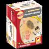 Brinquedo Science 4 You Mini Kit - Investigação Criminal - Impressões Digitais