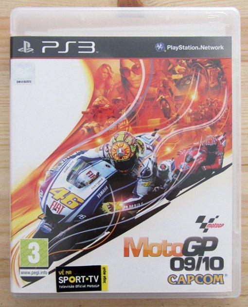 Videojogo Usado PS3 MotoGP 09/10