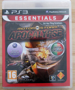 Videojogo Usado PS3 Motorstorm Apocalypse