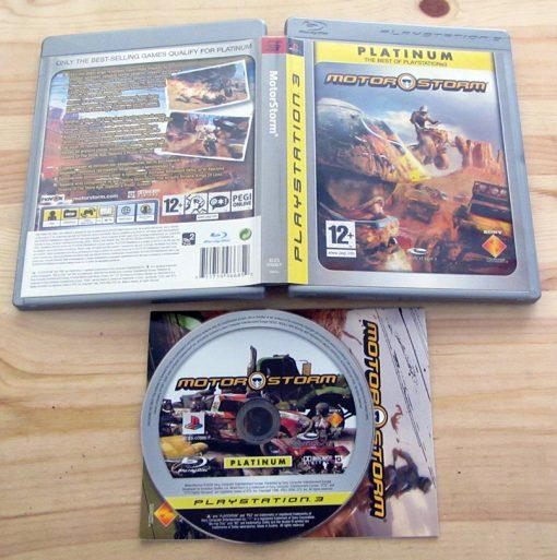 Motorstorm PS3 Platinum