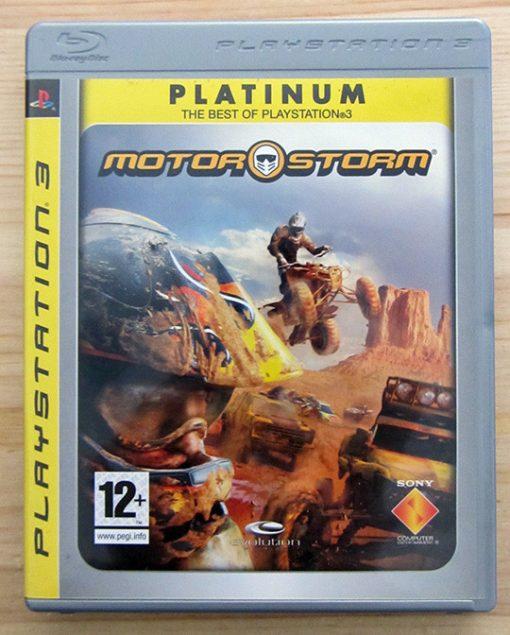 Videojogo Usado PS3 Motorstorm