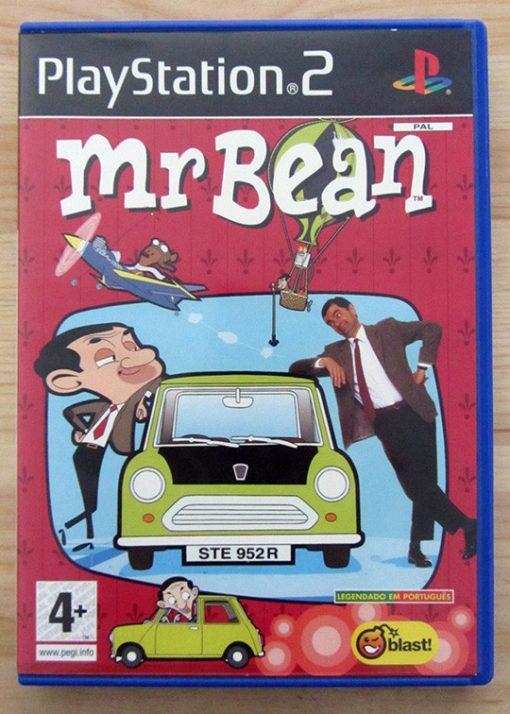 Videojogo Usado PS2 Mr Bean