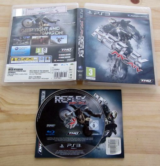 MX vs ATV: Reflex PS3