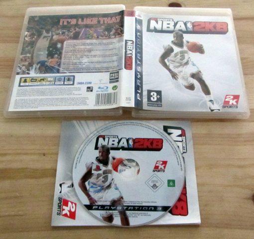 NBA 2K8 PS3
