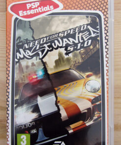 Videojogo Usado PSP Need for Speed: Most Wanted 5-1-0