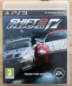 Videojogo Usado PS3 Need for Speed: Shift 2 Unleashed
