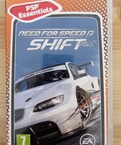 Videojogo Usado PSP Need for Speed: Shift