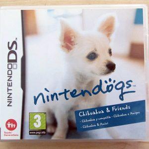 Videojogo Usado Nintendo DS Nintendogs: Chihuahua & Friends