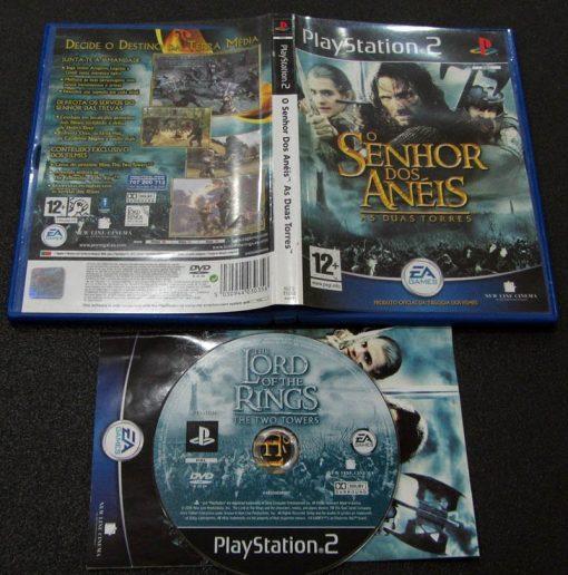 O Senhor dos Anéis: As Duas Torres PS2