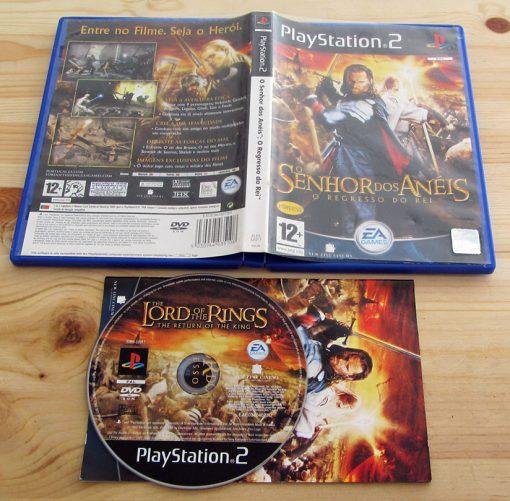 O Senhor dos Anéis: O Regresso do Rei PS2