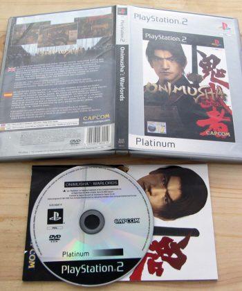 Onimusha: Warlords PS2
