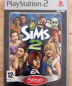 Videojogo Usado PS2 Os Sims 2