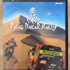 Videojogo Usado PS2 Paris-Dakar Rally