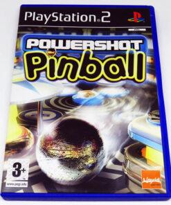 Powershot Pinball PS2