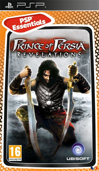 Videojogo PSP Prince of Persia: Revelations