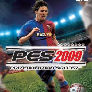 Pro Evolution Soccer 2009 PS2