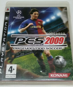 Pro Evolution Soccer 2009 PS3