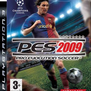 Videojogo Usado PS3 Pro Evolution Soccer 2009