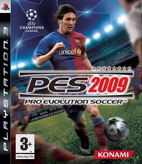 Videojogo Usado PS3 Pro Evolution Soccer 2009