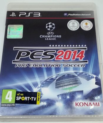 Pro Evolution Soccer 2014 PS3