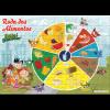 Brinquedo Science 4 You Puzzle - Roda dos Alimentos Nutriventures