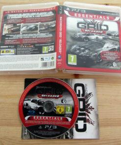 Racedriver: Grid PS3
