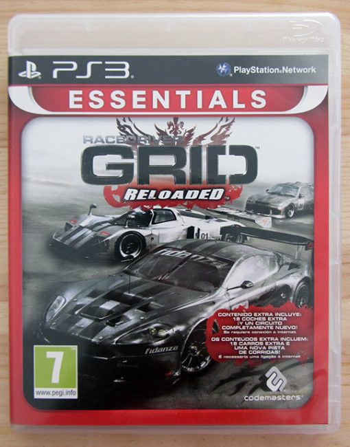 Racedriver: Grid PS3