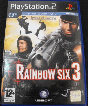 Tom Clancy's Rainbow Six 3 PS2