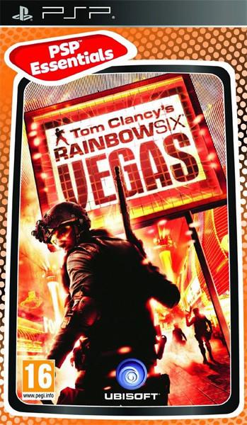 Videojogo PSP Rainbow Six Vegas