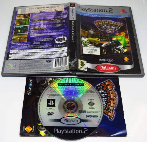 Ratchet & Clank 3 PS2