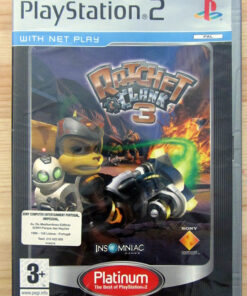 Videojogo Usado PS2 Ratchet & Clank 3