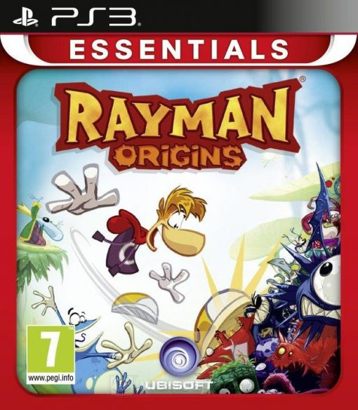Videojogo PS3 Rayman Origins