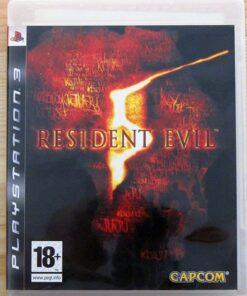 Videojogo Usado PS3 Resident Evil 5