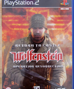 Videojogo Usado PS2 Return to Castle Wolfenstein: Operation Resurrection