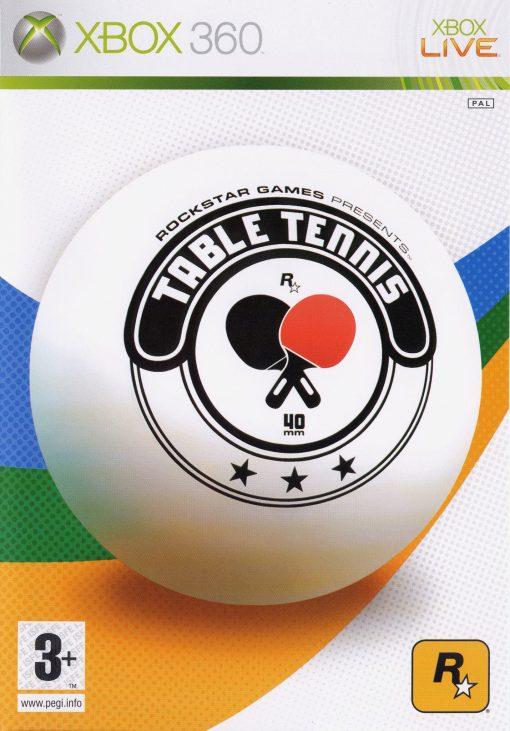 Videojogo Xbox 360 Rockstar Table Tennis