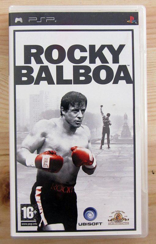 Videojogo Usado PSP Rocky Balboa