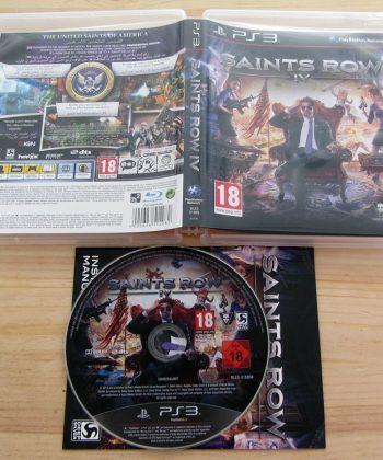 Saints Row IV PS3