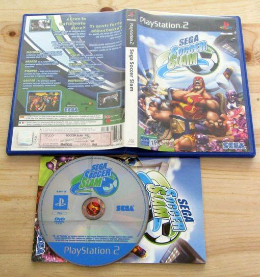 Sega Soccer Slam PS2