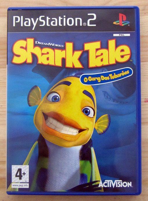 Videojogo Usado PS2 Shark Tale