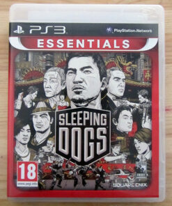 Videojogo Usado PS3 Sleeping Dogs