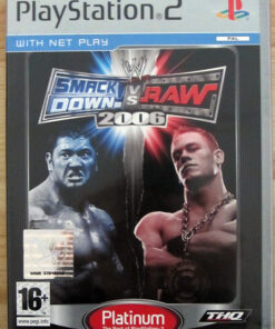 Smackdown vs Raw 2006 PS2