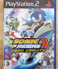 Sonic Riders: Zero Gravity PS2