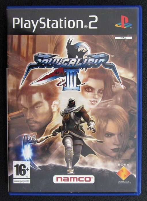 Soul Calibur III PS2