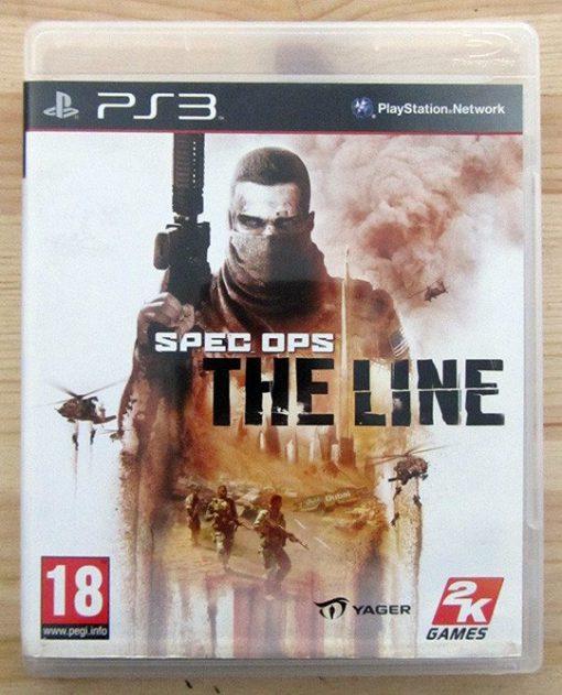 Videojogo Usado PS3 Spec Ops: The Line
